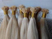 """LOMY Hint Remy İtalyan Keratin Düz Uç Saç Uzantıları 16 """"-26"""" Herhangi bir Renk 1G / S 100G / Paket"""