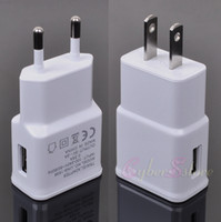 High Qality US EU Plug 2A USB Smart Fast IC Chargeur mural Travel Adaptateur secteur pour Sony HTC Samsung Galaxy S6