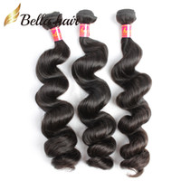 Peruvian Indian Malaysian Brazilian Loose Wave Unprocessed V...