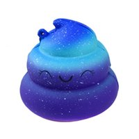 Wholesale- Cartoon Poo Squishy Toys Slow Rising PU Kids Chil...