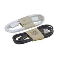 Mais barato 200 pcs cabo micro usb cabo de carregamento do telefone móvel 90 cm usb2.0 cabo de carga de sincronização de dados para o telefone celular android