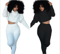 Rompers Womens Jumpsuit Plus Size Two Pieces Outfits Long Sl...