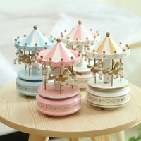 New Rotating Carousel Music Box Castle in the Sky Music Nove...