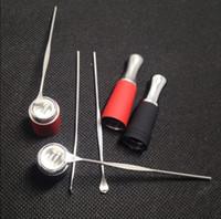 왁스 dabber 도구 자아 evod 왁스 atomizer cig 스테인레스 스틸 dab 도구 티타늄 못 건조한 허브 기화기 펜 dabber 도구 무료 새로운