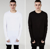 2018 Spring New Men Bottoming Tops Long Sleeved with Gloves ...