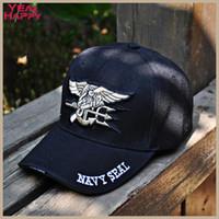도매 - 남자 야구 모자 평면 모자 육군 팬 모자 전술 야외 해병 모자 남성 2015 미국 스포츠 모자