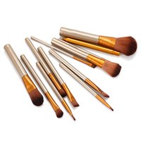 1Set=12PCS Professional makeup brushes Generation III Metal ...