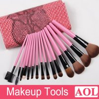 15PCS Makeup Brushes Set Professional make up brushes kits w...