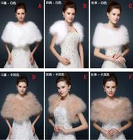 Lujoso avestruz pluma bridal chal envoltura matrimonio de encogimiento de encogimiento abrill novia invierno boda fiesta bolsos chaqueta capa lk1280