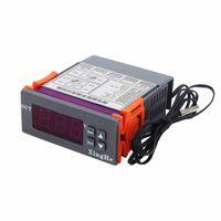 Freeshipping регулятор температуры XH-W2020, (AC 220 / DC12 24V), электронный цифровой Толковейший переключатель температуры с зондом, термостат