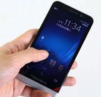 Оригинальный BlackBerry Z30 5.0 дюймов ЖК-емкостный BlackBerry OS 10.2 Qualcomm Snapdragon MSM8960T Pro 3G смартфон 2 ГБ / 16 ГБ 8 Мп