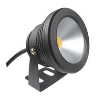 10W 12V Impermeabile LED Luce di inondazione Fontana di acqua subacquea Luce Wash Pond Fish Tank Acquario Luce Spot Lamp Illuminazione esterna