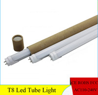 100PCS CE ROHS FCC+ 4ft 1200mm T8 Led Tube Light High Super B...