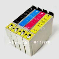 Epson T1281 için uyumlu mürekkep kartuşu Için EPSON Stylus S22 SX125 SX130 SX230 SX235W SX420W SX425W SX430W SX435W Yazıcı