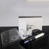 А1-си доктор ручка дерма ручка авто микроиглы регулируемая система длиной иглы 0.25-3.0 mm электрические штамп автоматический роликовый Анти-акне пятна