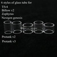 Pyrex Glass Tube Replacement Replacable Clear Tubes for Kang...