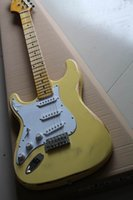 Wholesale - New arrival left handed STR electric guitar AGED...