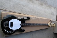 Free Shipping 4 strings music man stingRay bass electric bas...