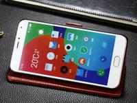 Meizu Pro 5 케이스 용 고급 세일 Luxury Flip Wallet Meizu Pro 5 용 초박형 귀여운 슬림형 다채로운 기존 커버 가죽 케이스