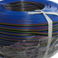 100M lot 4pin cable led accessaries use for 5050 3528 RGB le...