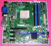 Доска промышленного оборудования для оригинального MS-7778 материнской платы,700846-001,696333-001,и FM2,DDR3 и работают отлично