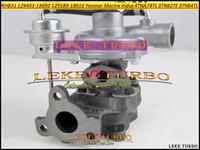 RHB31 VC110021 129403-18050 129189-18010 12918918010 Turbo Turbocompresseur MY61 pour Industriel Marine 3MN84TL-R2B 4TNA78-TL 3TN82TE de Yanmar