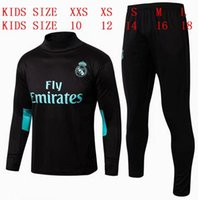 kids aaa+ THAI QUALITY new 17- 18 Real Madrid kids soccer chan...