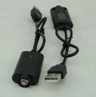 USB-Ladegerät USB-Kabel für elektronische Zigaretten Ego-t Ego-C Twist Evod Vision Spin 2 TVR Egonow Vape Mod Alle Ego 510 Thread-Batterien