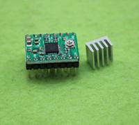 3Dプリンタコントローラのランプのためのステップスティックステッパーモータードライバモジュール