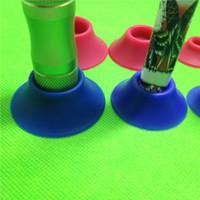 X6 silikon sauger standplatzhalter basis / ego silikon sauger standplatzhalter basis für e cig zigarre zigarette batterie dhl kostenloser versand