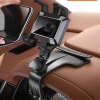 Car Holder with Upgrade 1200 Rotation Dashboard Adjustable Spring Clip Cell Holder,Spida Mount for iPhone12 11