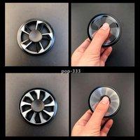 Radhand Spinner Zinklegierung Metall Gyro Zappeln Fingerspitzen Spielzeug Spinning Top Dekompression Angst