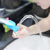 실리콘 수도꼭지 익스텐더 세척 장치 주방 욕실 액세서리 CCF6550