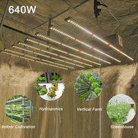 بذور الزهور LM301B Samsung LM301H الأشعة فوق البنفسجية لوحة كاملة الطيف الكامل أدى تنمو ضوء بار ل حديقة النباتات الدفيئة داخلية