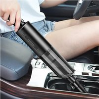 Wireless car vacuum cleaner portable with handheld household dual-use 120W6000pa strong suction mini