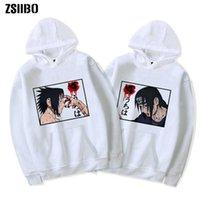 Akatsuki Sasuke Hoodie Männer 3d Kapuze Akatsuki Uchiha Itach Cosplay Kostüm Unisex Frauen Kakashi Harajuku Hoodies Sweatshirts Y0906