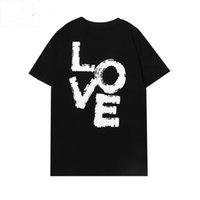 Mens Designer Tshirts Summer Men and Women Short Sleeve Top Tees Badge Shirts Mens Clothes Size M-2XL High Quanlity12