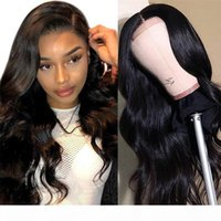 Malaysian Body Wave 360 Full Lace Wigs Pre Plucked With Baby Hair Remy Human Hair Wigs Natural Black Color For White Women Wigs