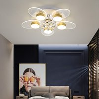 Living room lamp simple modern crystal  high grade ceiling lamp household whole house lamp package combination lighting