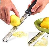12-дюймовый прямоугольник из нержавеющей стали Great инструменты Шоколад лимон Zester Fruit Cooler кухонные гаджеты HWA6105