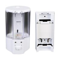 Automatic Sensor Soap Dispenser Waterproof Wall-Mounted Dispensers Car Washer