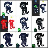 Fashion Glow in the Dark Dinosaur Boys Pigiama Bambini Dragon Night Wears Glow In Dark Pigiamas Bambini Pijamas Infantil 2-8IRS W1222 659 Y2