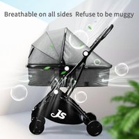 Strollers# Baby Stroller Can Sit And Recline Lightweight Folding Born Absorbing Two Way High Landscape Children