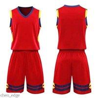 2021 hombres equipo de baloncesto Jersey sets pantaloncini da cesta ropa deportiva correr ropa blanca negro rojo púrpura verde 36 8008