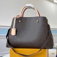 Designers 2021 Montaigne BB Handbags Mulheres Mulheres Sacos de Ombro Messenger Crossbody Bolsa Designers de moda bolsa bolsa toreta