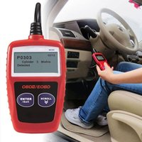 Code Readers & Scan Tools Universal All Car Fault Reader Engine Scanner Accessories Tool Diagnostic Diagnosis Reset O1