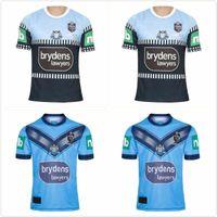 Galce Holden 2021 NRL Ulusal Rugby League NSW Origins Jersey 20 21 NSWRL Holton Formalar Gömlek