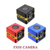 مصغرة HD 1080P FX01 IP كاميرا منزل واي فاي الأمن للرؤية الليلية كاميرا الذكية الاستشعار dvr كشف الحركة داخلي وخارجي كاميرات الفيديو