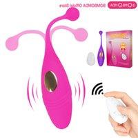 Panties Vagina Wireless Remote Control Vibrating Egg Wearable Dildo Vibrator G Spot Clitoris Adult Sex Toys for Women