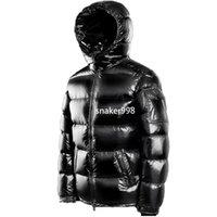 Mode Herren Jacken Parka Mans Frauen Klassische Casual Down Mantel Outdoor Warme Feder Winterjacke Dicke Mäntel Outwear Paare SteeTwear Mit Kapuze Kleidung